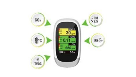 NEFFES AQM ile havanızın kalitesini ölçün!