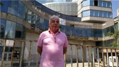 Hattat'ın bitmeyen oteline Alman bankası el koydu