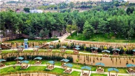 Mardin'in 6 ilçesine Millet Bahçesi yapılacak