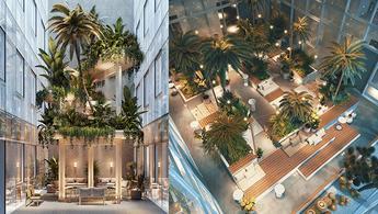 Urbanjobs, Assembly Buildings'in yeni ofis konseptini tasarladı