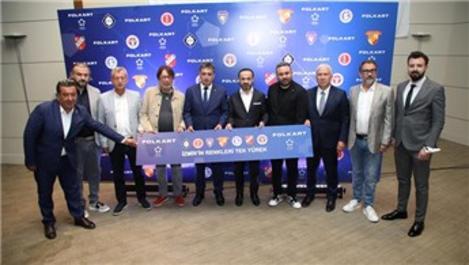 Folkart, İzmirli 7 futbol takımına sponsor oldu!