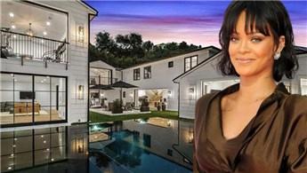 Rihanna, 13 milyon dolarlık malikanesine kiracı arıyor