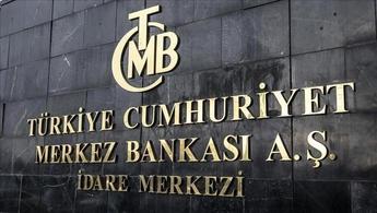 Merkez Bankası, politika faiz oranını değiştirmedi