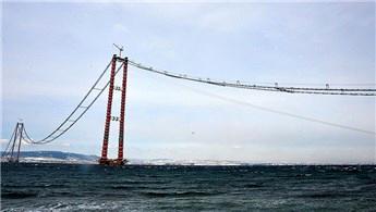 1915 Çanakkale Köprüsü trafik sorununu azaltacak