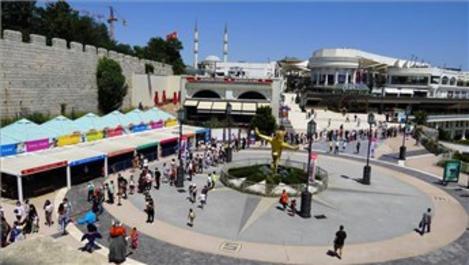 Bayram tatili İsfanbul Tema Park'ta şölene dönüşecek!
