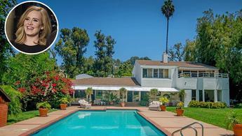 Adele, Beverly Hills'ten üçüncü malikanesini aldı
