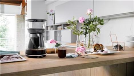 En iyi filtre kahve için tercih De'Longhi Clessidra!
