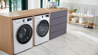 LG buhar özellikli çamaşır makineleri ile ekstra hijyen