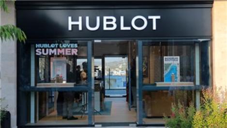 Hublot Yalıkavak Marina mağazası açıldı!