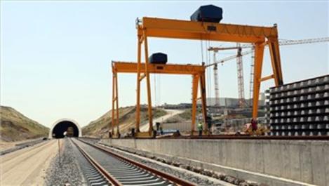 Hızlı tren projesinde Bulgaristan sınırına yaklaşıldı!