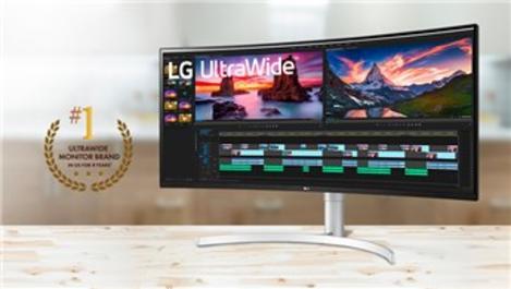 LG UltraWide monitörlerle panoramik görüntü