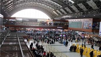 İstanbul havalimanlarından tatil dönüşü rekoru!