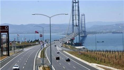 Osmangazi Köprüsü araç geçiş rekoru kırdı!
