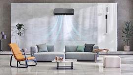 LG UV ArtCool Klima ile temiz ve serin hava!