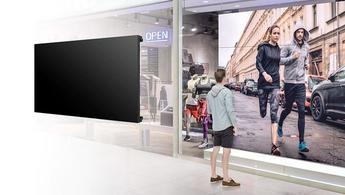 LG Video Wall ultra ince çerçeveyle kusursuz görüntü!