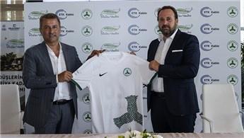 Düşler Vadisi, Giresunspor'a sponsor oldu