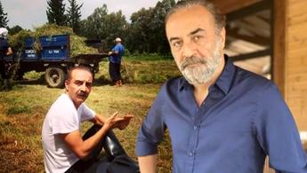 Yılmaz Erdoğan'ın Köyceğiz'deki çiftliğinde yangın riski!