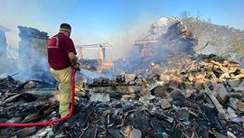 Yangınlardan etkilenenlere 30 milyon liralık destek!