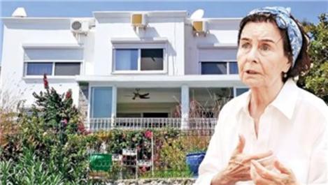 Fatma Girik'in 40 milyon TL'lik villasına alıcı çıkmadı!