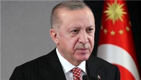 Başkan Erdoğan'dan yangında destek veren ülkelere teşekkür!