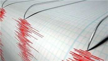 Datça'da 5.0 büyüklüğünde deprem!