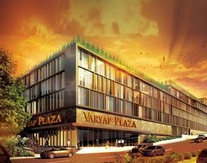 Varyap Plaza projesinin detayları anlatılıyor