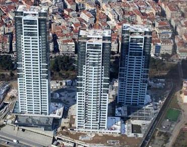 Onaltı dokuz İstanbul'u havadan gördünüz mü?