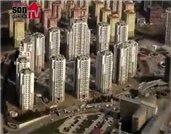 Avrupa Konutları Atakent 3'ün havadan görüntüsünü izleyin