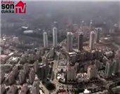Ağaoğlu My Towerland'in hava görüntüsü