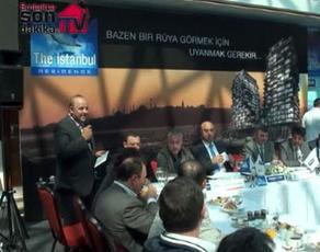 The İstanbul Residence görücüye çıktı!