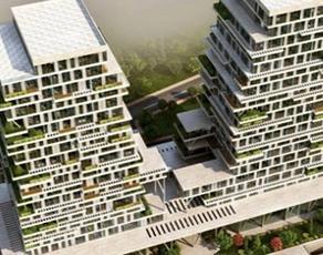 The İstanbul Residence 70 milyon liralık yatırımla hayat bulacak!