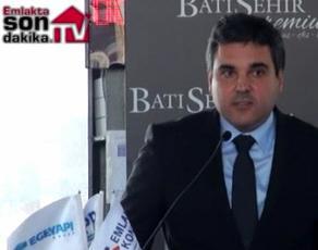 İnanç Kabadayı, Batışehir Premium projesini tanıtıyor!