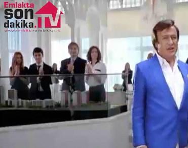 Erol Evgin'in rol aldığı İncek Life reklam filmi yayında!