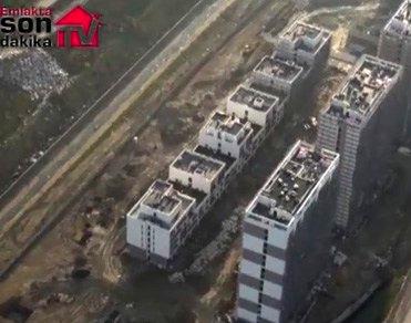 Soyak Park Aparts inşaat görüntüleri!