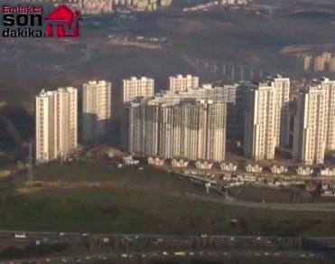 Ağaoğlu My World Europe projesine havadan bakın!