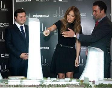 Metropol İstanbul'un Jennifer Lopez'li reklam filmi!