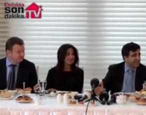 Şehrizar Konakları basın mensuplarını buluşturdu!
