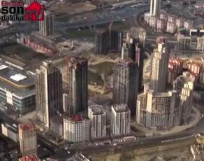 Kristal Şehir projesinin inşaatında son durum ne?