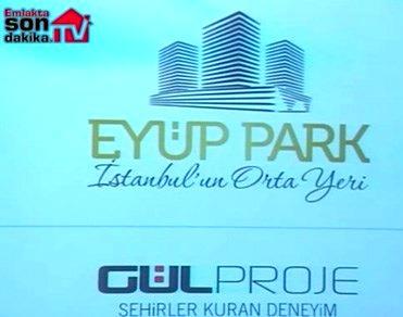 Eyüp Park projesinin basın lansmanı yayında!