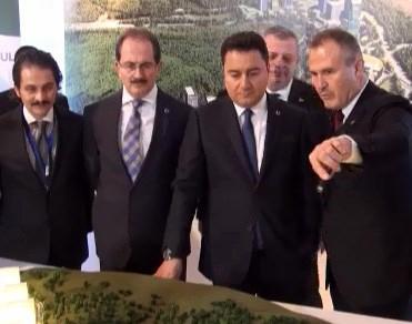 Süleyman Çetinsaya, Ali Babacan'a Vadistanbul'u anlattı!