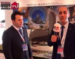 Akasya Acıbadem projesi MIPIM 2013 Fuarı'nda şov yaptı!