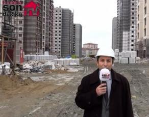 Marmara Evleri 3 projesinin şantiye görüntüleri!