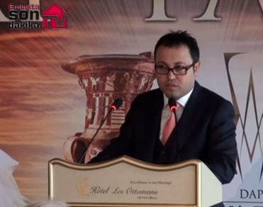 Dap Vazo Kule basın lansmanı yayında!