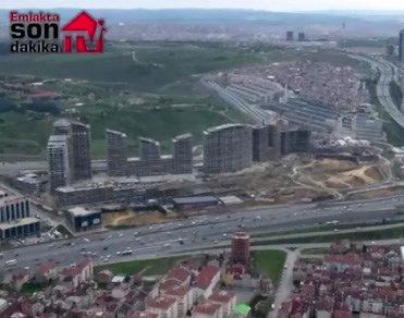Batışehir projesinin Nisan 2013 helikopter videosu!