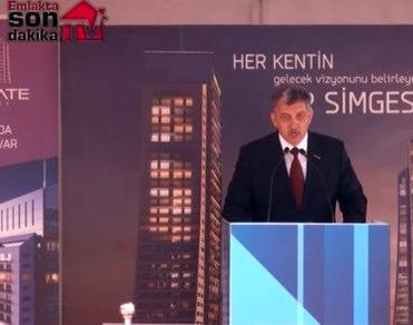 West Gate Ankara projesinin lansmanı yayında!