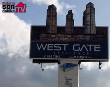 West Gate Residence genel görünüm videosu!