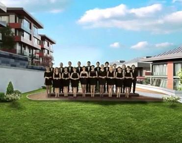 Elysium Serene Kandill'nin koro halindeki reklam filmi!