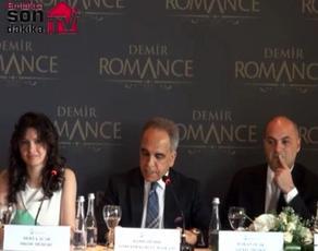 Demir Romance lansmanı yayında!