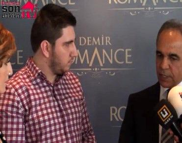 Hamit Demir, Demir Romance'ı yorumladı!