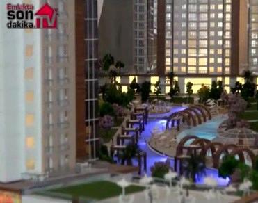 Engin Kırmızıtoprak, Demir Romance örnek dairesini tanıttı!